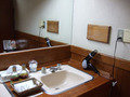 大浴場「芳舟泉の湯」 洗面台