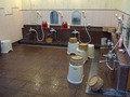 大浴場「芳舟泉の湯」 洗い場