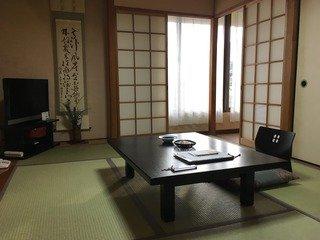 写真クチコミ:和室で落ち着きます