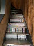 客室階段にも