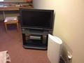 テレビと空気清浄機です