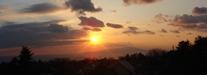 パルテール 窓からの風景