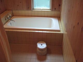 お部屋のお風呂です