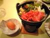 光山荘2日目夕食1