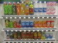 自動販売機ジュース類