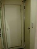バスルーム扉