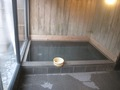 露天風呂コーナーの内湯