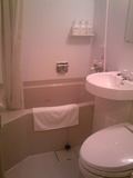 室内風呂も浴場も完備