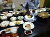 部屋の食事