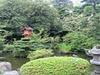 泰泉閣の庭園