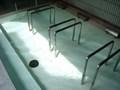 露天の寝湯