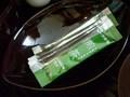 お茶セットの粉末茶