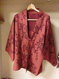 女性用の茶羽織