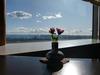 68階の和食レストラン四季亭からの景色