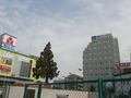 JR大船駅(笠間口)側から見たホテル
