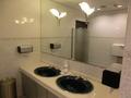 トイレの洗面所の様子