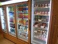 ドリンク&アイスクリームコーナー