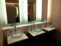 3階のトイレの洗面所