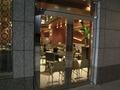 2Fテラスから見たレストラン「コンパス」