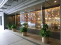 2Fテラス側から見たレストラン「コンパス」