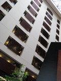 パークホテル東京のエントランスホール