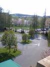 桜が満開の季節に森のゆ 花神楽