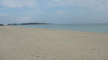 イーフビーチです。