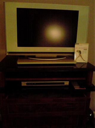 テレビとDVD