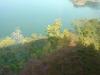 恵那峡グランドホテルからの紅葉