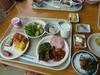 渚亭 朝食 1