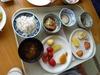 渚亭 朝食 2