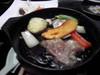 佐賀牛のステーキ