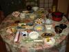 朝食は、お部屋で頂きました♪