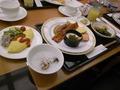 メロンショートケーキで有名なSATSUKIで朝食ブッフェ