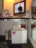 テレビ、冷蔵庫