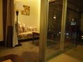 畳コーナーから見た洋室リビング