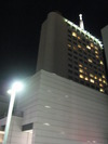 ホテル ザ・マンハッタンの外観