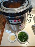 朝食バイキング 味噌汁