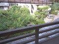 花小宿・居間からの眺望