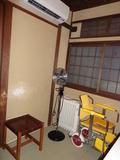 花小宿の浴室・バリアフリーのお風呂の脱衣所