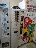 3階自販機コーナー