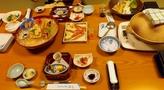 夕食は部屋食でした