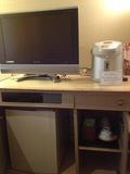 テレビと備品