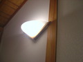廊下のライト