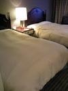ローズホテル横浜 ツイン・ベッドルーム