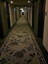 ローズホテル横浜 廊下