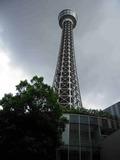 マリンタワーが隣にあります。