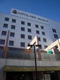 昭島駅の隣接したホテル