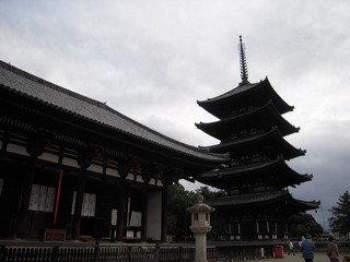 写真クチコミ:興福寺五重の塔