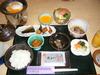 野鶴亭・朝食